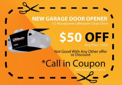garage door opener replace